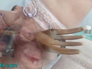 urethral ficken 2 messer und peehole mit objekten klingen