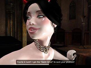 Hentai Sex Nonne und Braut