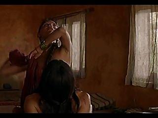 Schauspielerin Neelesha-Szene aus dem Film Samsara