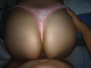 rosa Viper Haut Tanga !! Cumming auf Schwester big ass !!