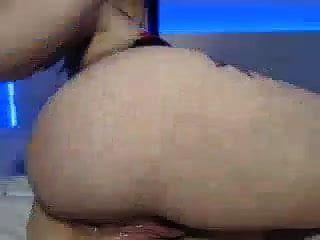 Webcam Anal Dildo Gap Prolaps
