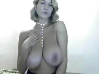 Webcam schlaffe Titten