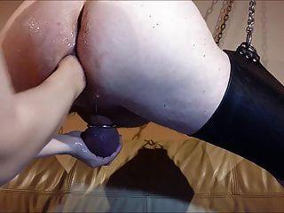 1000Dave anal Fisting mit Frau