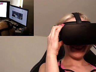 Ich schaue meinen ersten Virtual-Reality-Porno ...