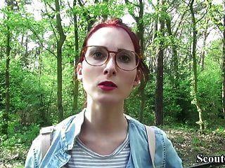 deutsches Pfadfindercollege redhead jugendlich lia öffentlich Casting