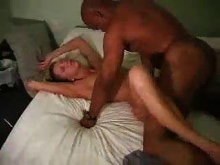 Mein Mann wollte einen schwarzen Mann, der ihr einen harten Fick gab