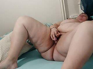 bbw masturbiert zum orgasmus