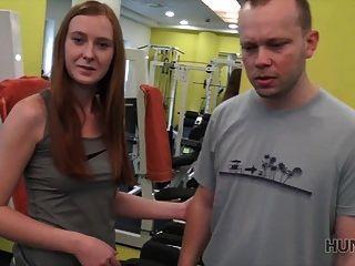 hunt4k. Ich werde deine Freundin richtig hart trainieren!