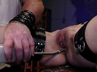Gebundene Orgasmen Folterregal Dranginkontinenz Teil 2