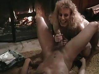 Vintage behaarten Sex in Strümpfen
