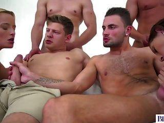 bisexuelle orgie mit victoria pure und nicole sweet