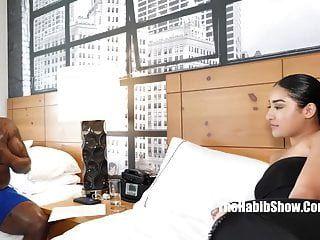 Zum ersten Mal gefilmt fette Beute Neuling mexikanische Veronica