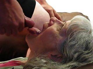 Oma liebt Sperma # 2