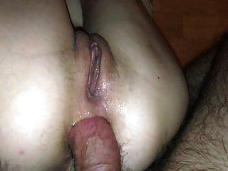 kleines und enges Arschloch anal ficken