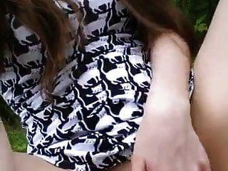 Nachbarn böse 18 Jahre alte Tochter