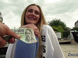 Deutscher Pfadfinder Medizinstudentin Linda ohne Kondom gefickt
