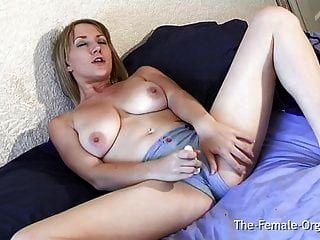femorg babes panty nass spot und pulsierender orgasmus