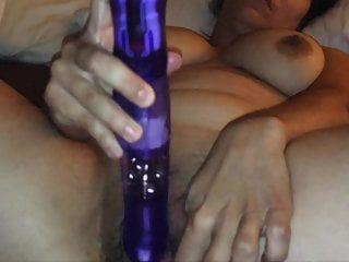 große brauntöne reifen zum echten orgasmus