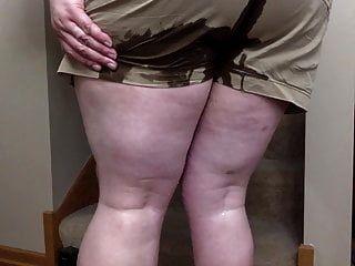 Kommando in meine Shorts gepisst