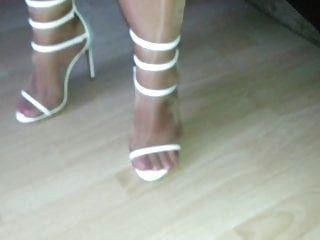 unsere sie platino cleancut nylons und geile heels