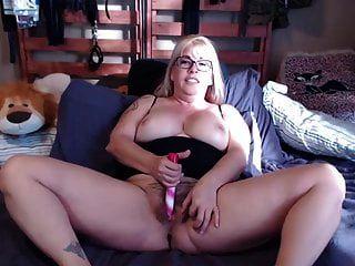 haarige mama joclyn mit großen titten und viel rollenspiel