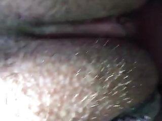 Auf kitzler sperma Sperma auf