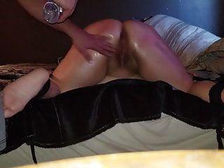 sexy bbw versohlt, gefesselt und ins gesicht gespritzt (vorschau)