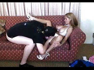 Hure Frau und ihr neuer Liebhaber
