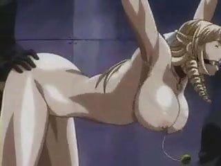 sexy blonde Mutter von großen Schwänzen gefoltert
