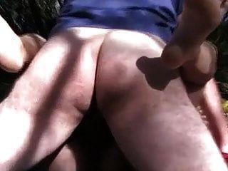cuck filmt seine frau draussen beim saugen und ficken fremder